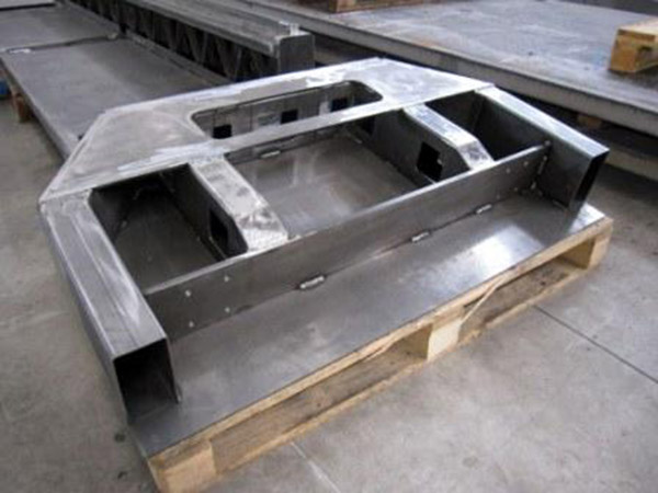 We.Ma. Srl - Structural metalwork for plasma cutting machines